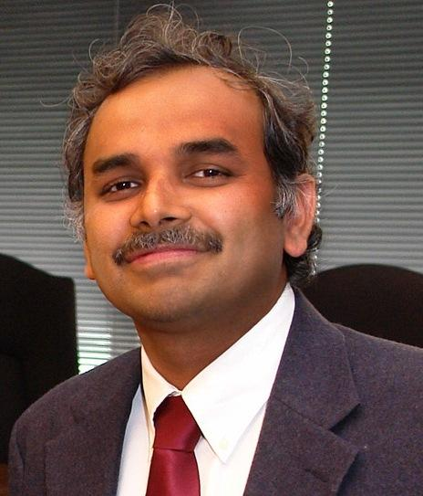 "Researcher Rajarathnam ""Mouli"" Chandramouli"