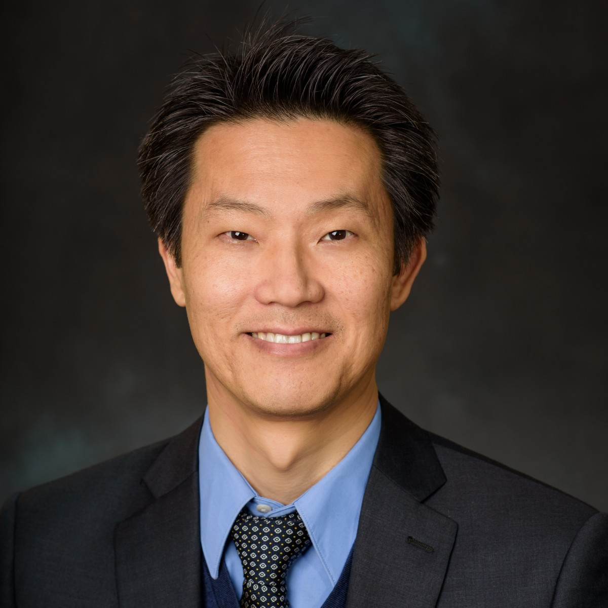 Portrait of Professor EH Yang from Stevens