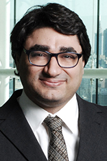 Headshot of Dr. Hamed Ghoddusi