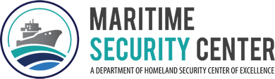 Logo for the Maritime Security Center