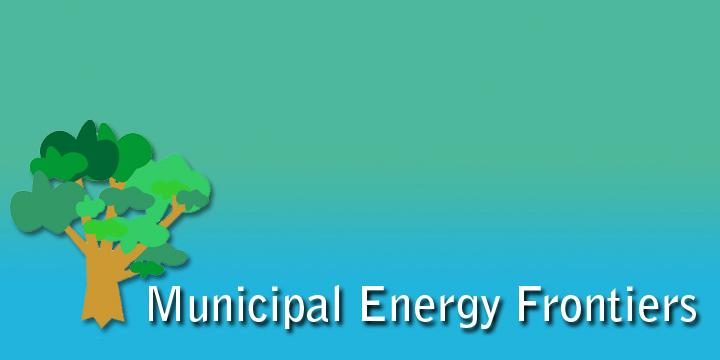 Municipal Energy Frontiers logo
