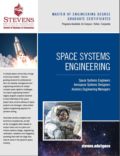 Space Systems Engineering Brochure