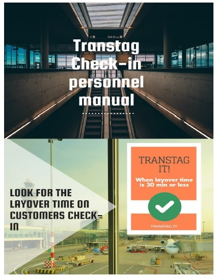 Transtag personnel manual