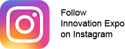 Follow Innovation Expo on Instagram