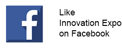 Follow Innovation Expo on Facebook
