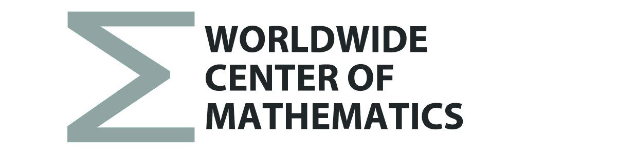 Worldwide Center of Mathematics logo