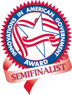 Stevens Seminfinalist Innovations in American Government Awards