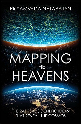 Mapping the Heavens by Priyamvada Natarajan