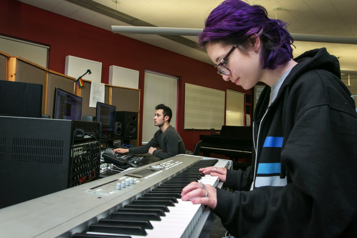 Music & Technology Bachelor's Degree | College of Arts and