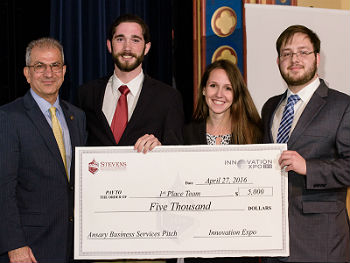 Business Services Pitch Winners