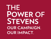 The Power of Stevens campaign logo