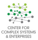 Logo for Center for Complex Systems & Enterprises