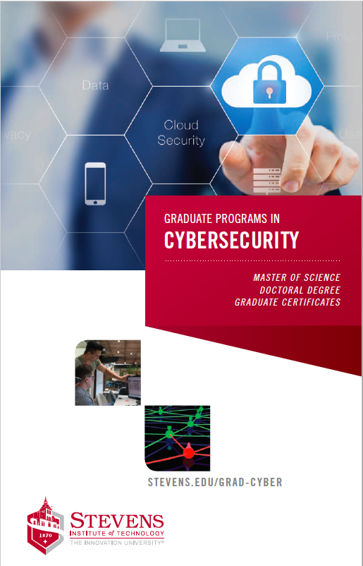 Technology Management Image: Cybersecurity Master's Degree Program