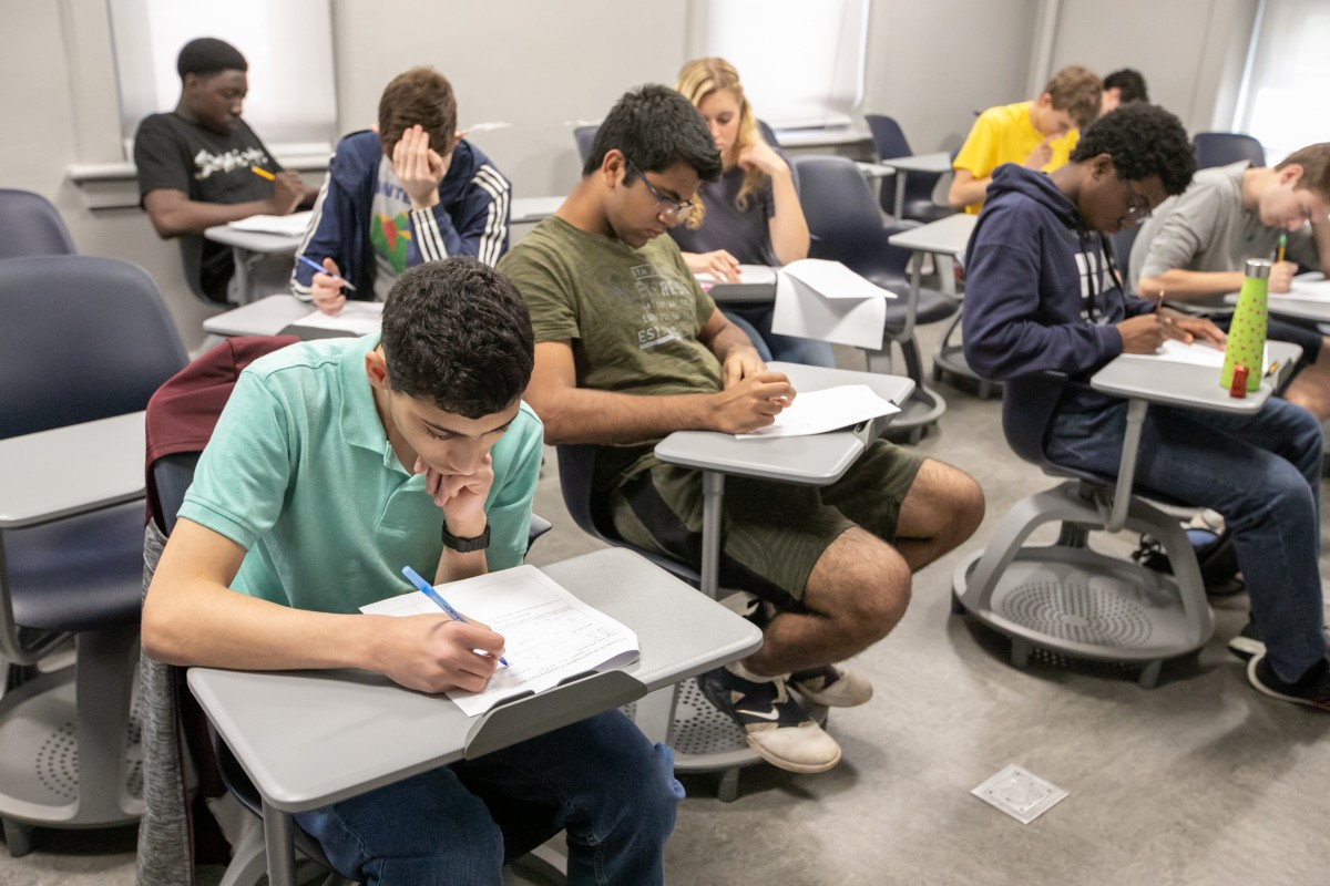 Stevens Fourth Annual Math Olympiad Encourages Students to