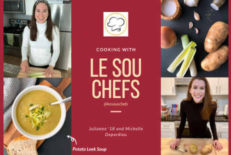 Cooking with Les Sous Chefs