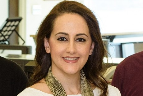 Photo of Dr. Yeganeh Hayeri, School of Systems and Enterprises