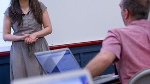 The Saturday EMBA program is designed for students with at least five years of experience.
