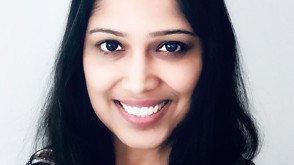 Headshot of Kanika Jain against a white backdrop.