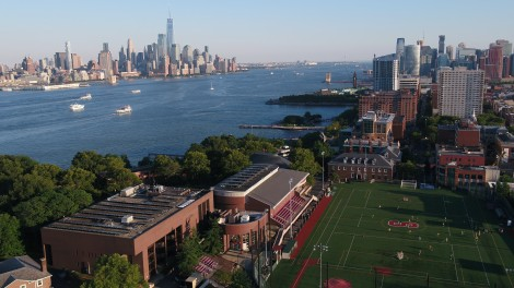 Stevens Institute of Technology Campus