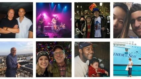 photos from the instagenerations project
