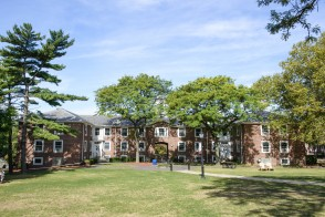 on-campus residence hall