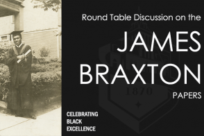 Round table discussion on James Braxton papers
