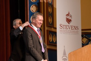 Dr. Tom M. Mitchell, 2018 President's Medal Recipient