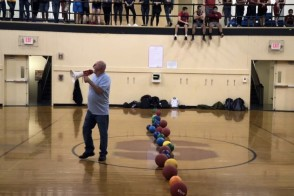 Active and fun games for students