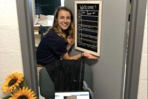 Connecting residents with Resident Assistants