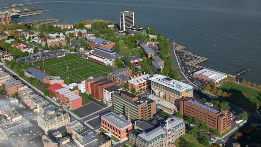 College Of New Jersey Campus Map.Stevens Institute Of Technology Launches Virtual Tour And