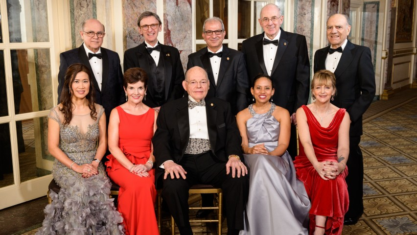 The men and women honored at the 2019 awards gala