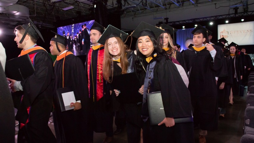 Underdrad 2018 commencement
