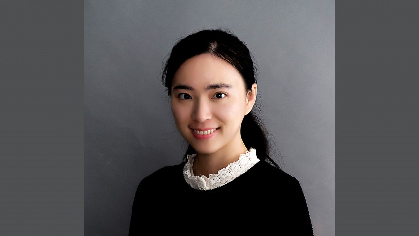 Photo of Annie Zhang