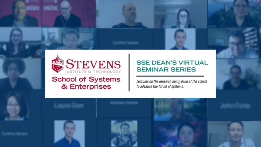 Photo of virtual attendees for SSE Dean's Virtual Seminar Series: The Future of Systems
