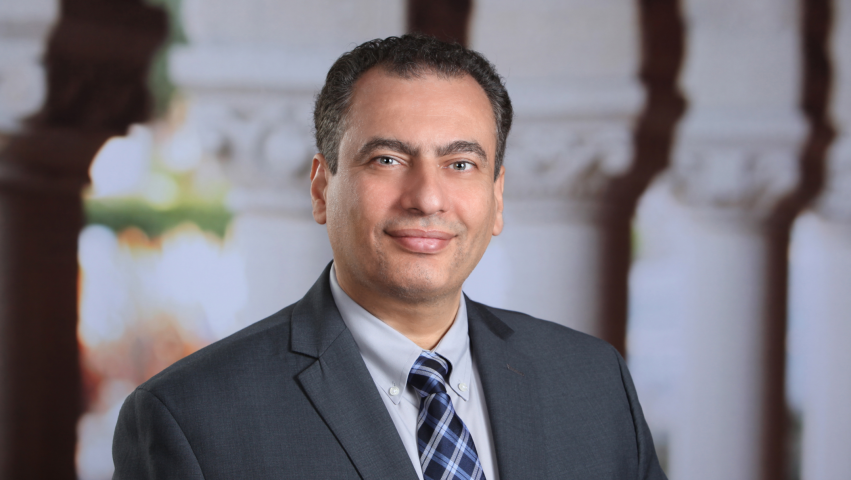 Photo of Dr. Yehia Massoud, new dean of the School of Systems and Enterprises at Stevens Institute of Technology.