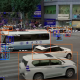 Portrayal of AI recognition in traffic