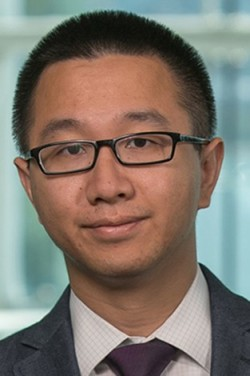 Headshot of Dr. Victor Luo