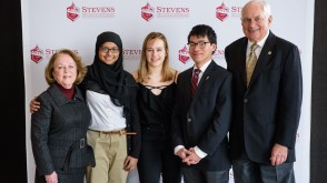 Students at the 2018 Spring Scholarship Lunch