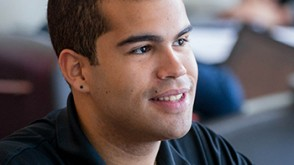Jorge Rivera Reyes, Class of 2014; technology consultant, Protiviti