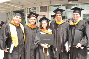 Stevens graduates at Commencement ceremony