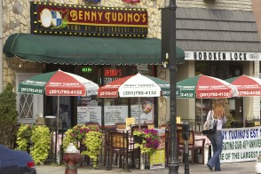 Benny Tudino's - a well known Hoboken pizzeria