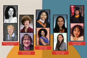 Five Trailblazing Alumnae Share Insights and Experiences Across Five Decades at Stevens