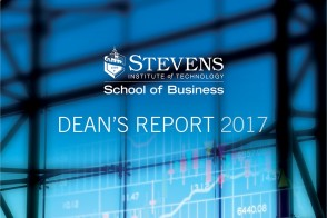Dean's report cover