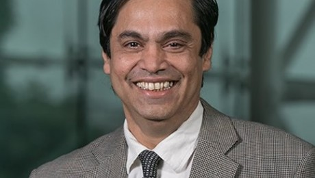 Headshot of Suman Banerjee