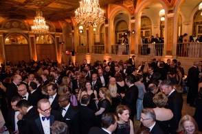 Picture of the crowd at the Third Annual Awards Gala at The Plaza Hotel