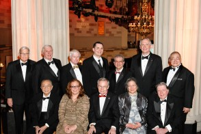 Group of attendees from the Inaugural Stevens Awards Gala