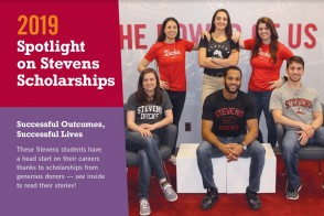 2019 Spotlight on  Stevens Scholarships