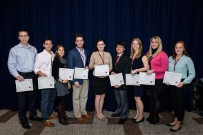 Legacy Term Scholarship winners