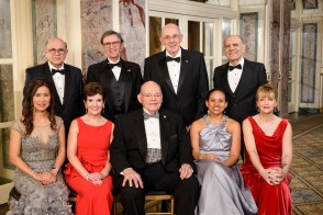 Honorees of the Sixth Stevens Awards Gala