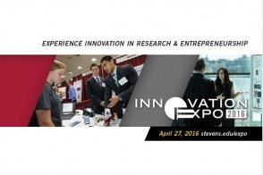 Cover the 2016 Innovation Expo Program Book.